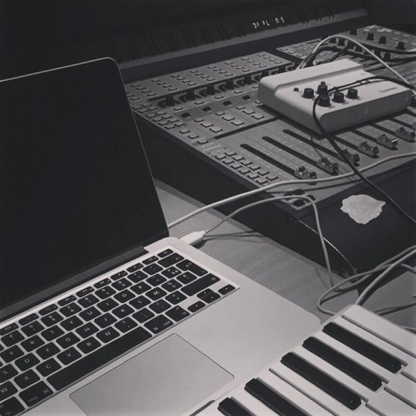 Cédric Steinmyller's Apple MacBook Pro