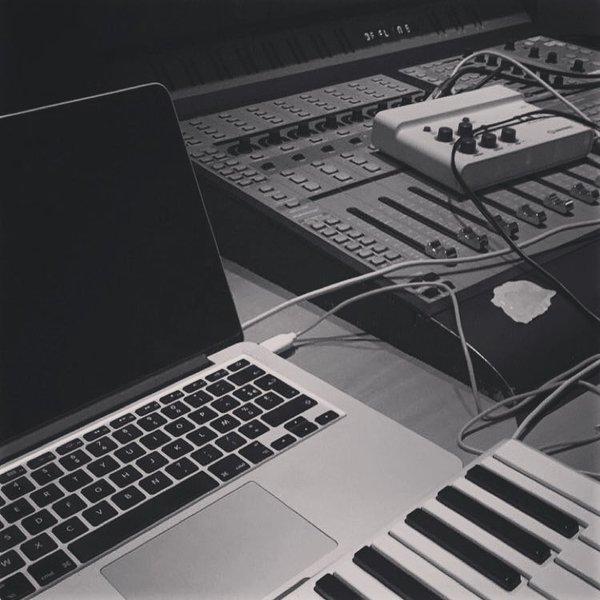 Cédric Steinmyller's Apple MacBook Pro