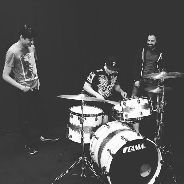 KJ Sawka's Tama Starclassic Performer B/B 4-Piece Drum Set