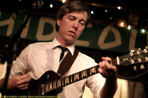 Bill Callahan's Gibson Les Paul Studio Electric Guitar