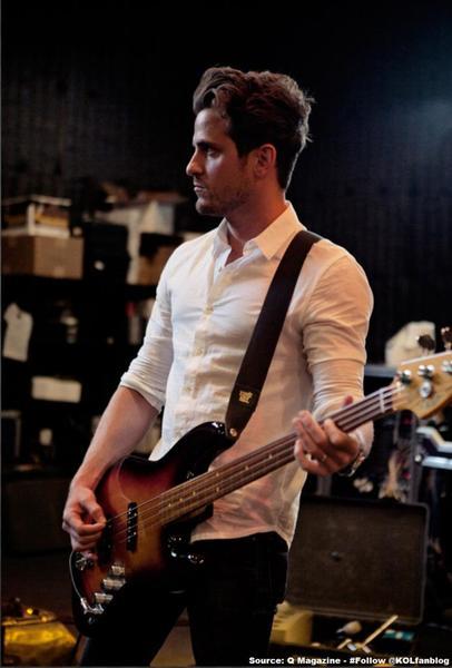 Jared Followill's Fender Jazz Bass