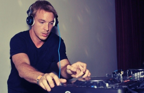 Diplo's Sennheiser Adidas HD 25 Originals Headphones