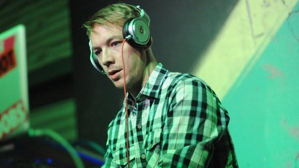 Diplo's Beats by Dre Pro Headphones