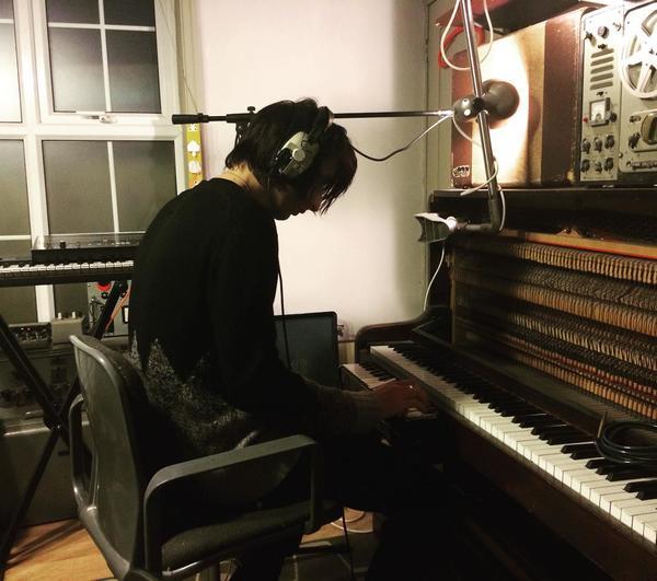 Faris Badwan's Clavioline Organ