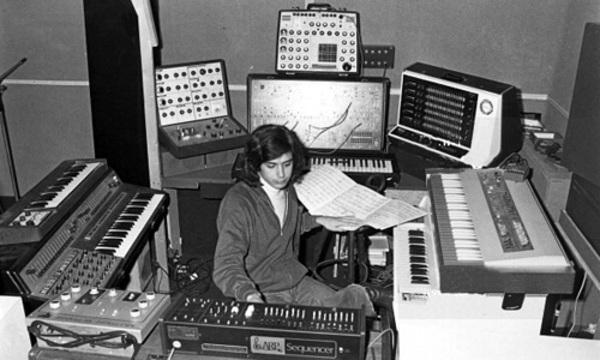 Jean Michel Jarre's ARP Sequencer