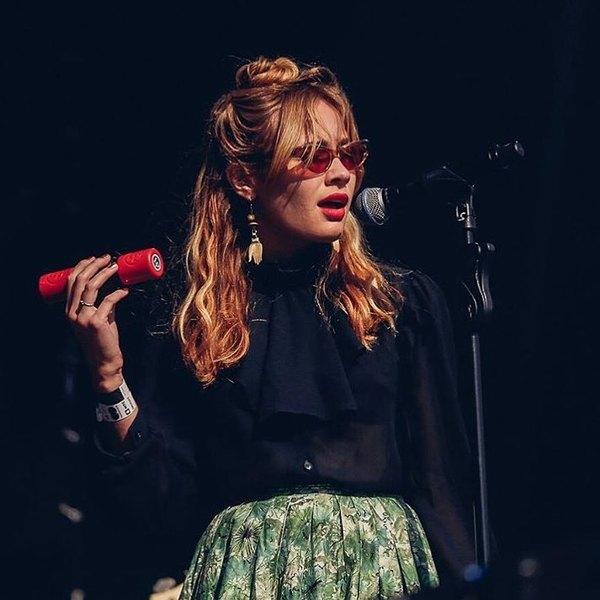 Alexandra Savior's LP Twist Shaker - Loud