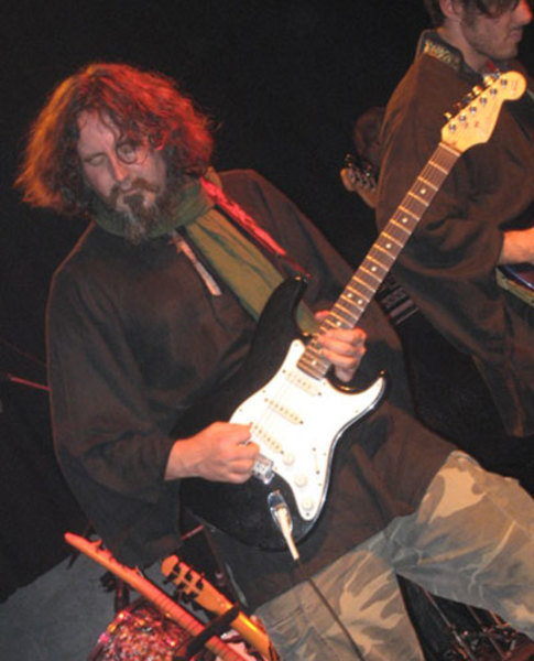 Trey Spruance's Fender Stratocaster Electric Guitar