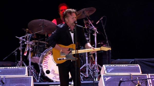 John Mellencamp's Fender Supersonic 60w Head (Blonde + Oxblood)