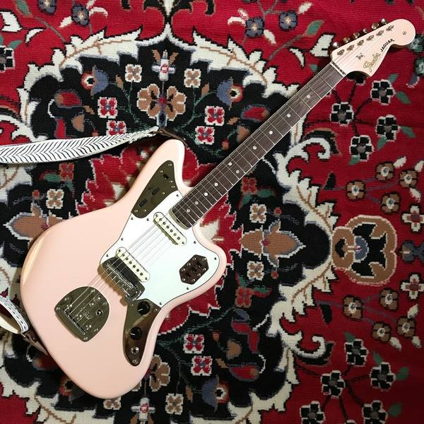 Martin Courtney's Fender American Vintage '65 Jaguar