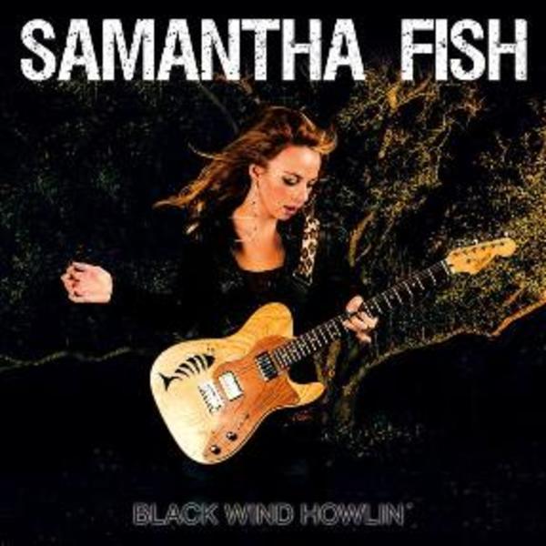 Samantha Fish's Delaney SF1 Samantha Fish Signature Telecaster