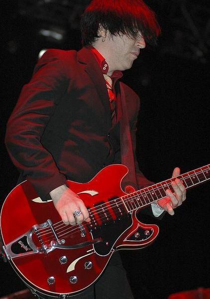Troy Van Leeuwen's Yamaha SA503 TVL Troy Van Leeuwen Signature Electric Guitar
