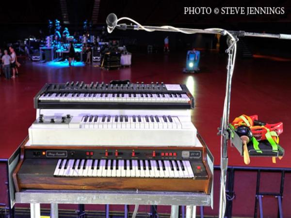 Richard Parry's Dave Smith Instruments Prophet '08 Synthesizer