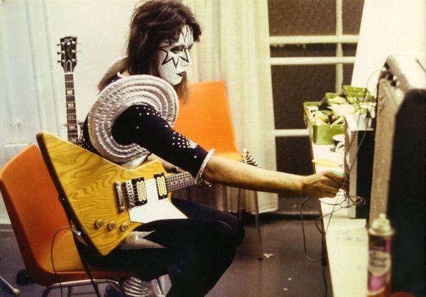 Ace Frehley's Ibanez 2459 destroyer