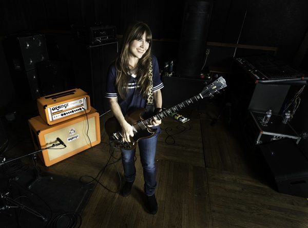 Louise Post's Orange Amplifiers Rockerverb 50 MK II 50W Tube Guitar Amp Head
