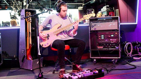 Dec Hart's Fender Classic Series 50's Precision Bass