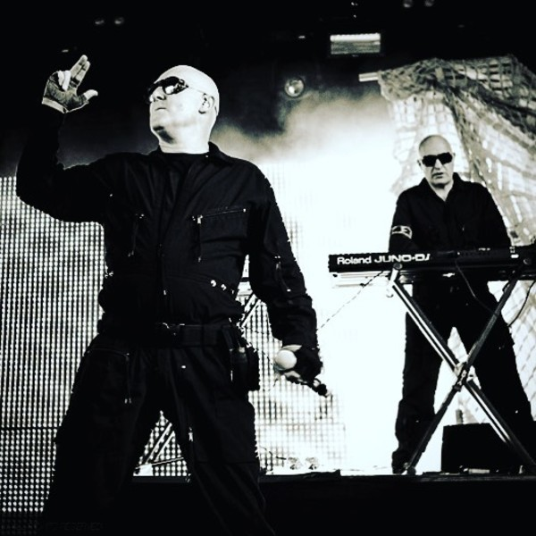Front 242's Roland Juno-Di Synthesizer