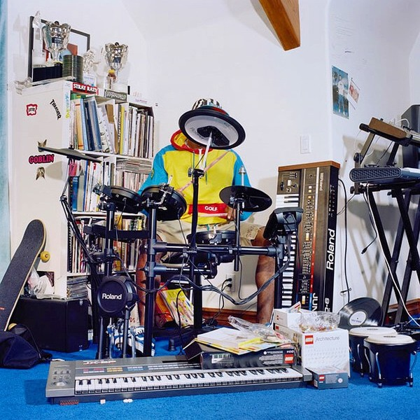 Tyler, The Creator's Korg MicroKORG Synthesizer/Vocoder
