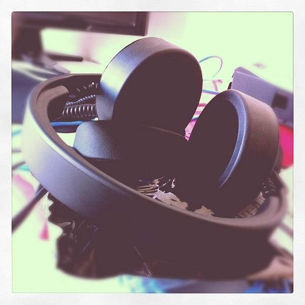 Ean Golden's AIAIAI TMA-2 Modular Headphones