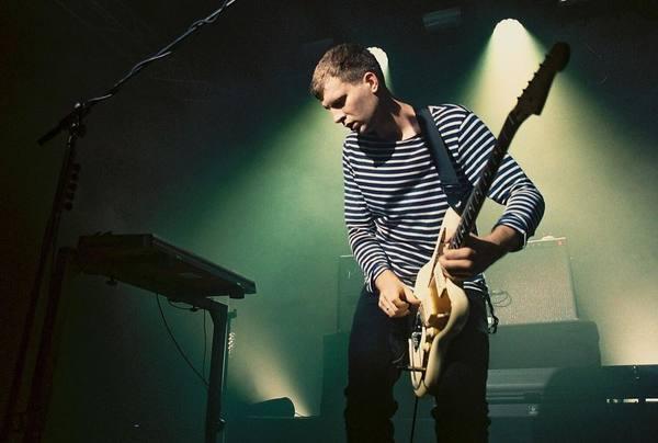 Joff Oddie's Squier J Mascis Jazzmaster