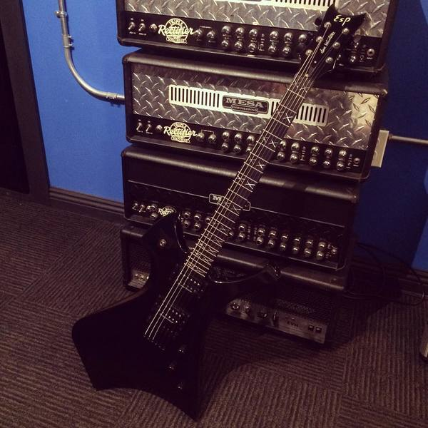 Mike Spreitzer's Mesa/Boogie Dual Rectifier