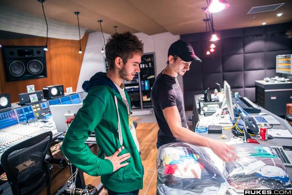 Zedd's DJ Techtools Midi Fighter 3D
