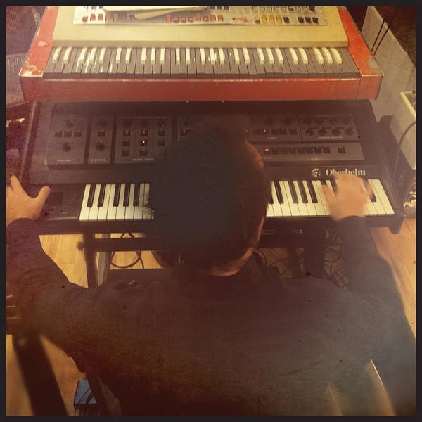 James Shaw's Oberheim OB-X Synth