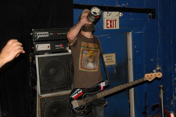 Dave Collins's Sunn Concert Bass