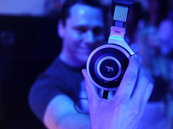 Tiësto's AKG K267 Tiesto Headphones