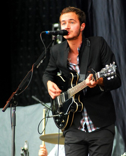 Tom Smith's Gibson ES-335 Electric Guitar