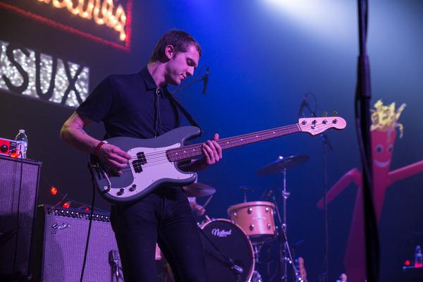 Richard Dotson's Fender Precision Bass