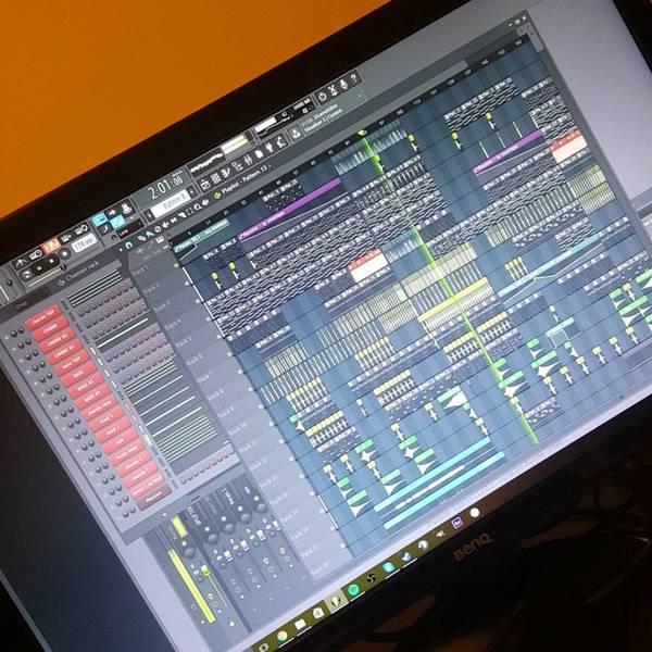 Electro-Light's Image-Line FL Studio 12