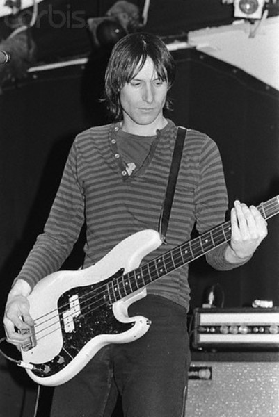 Fred Smith's Fender Precision Bass