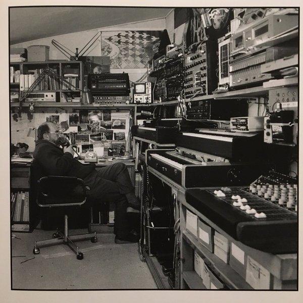 Bernard Parmegiani's Roland TR-808 Rhythm Composer