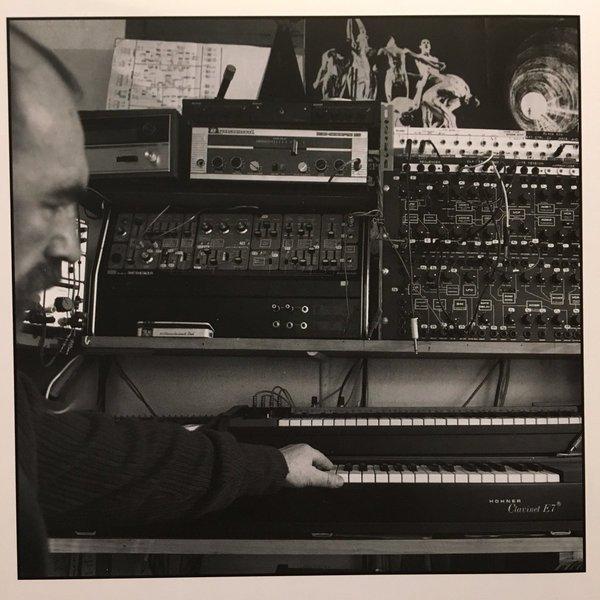 Bernard Parmegiani's Hohner Clavinet E7