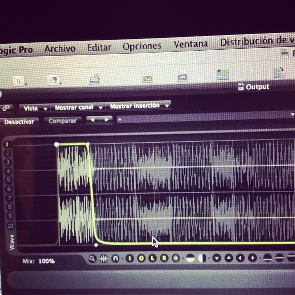 Danny Avila's Apple Logic Pro 9
