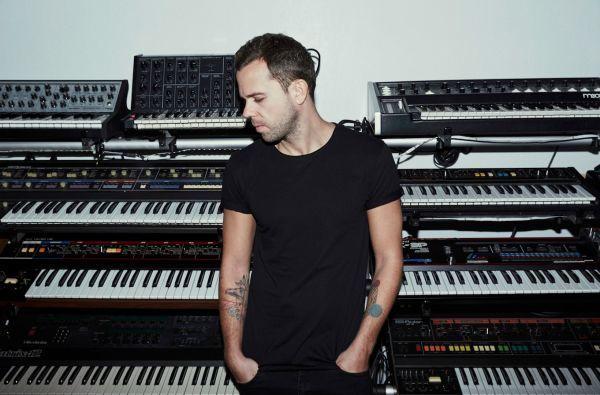 Anthony Gonzalez's Roland Jupiter-8 Synthesizer | Equipboard®