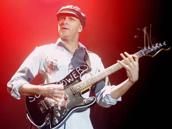 Tom Morello's Fender Soul Power Aerodyne Stratocaster