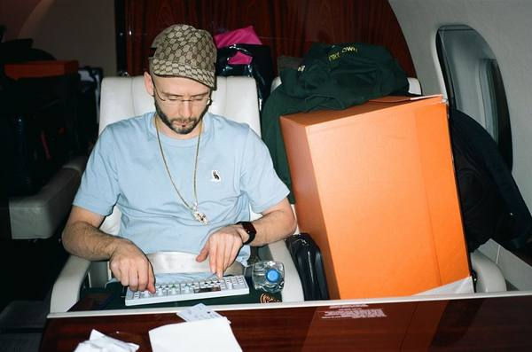 "Noah ""40"" Shebib's Teenage Engineering OP-1 Portable Synthesizer"