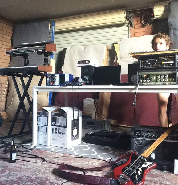Jay Watson's Roland Space Echo RE-201