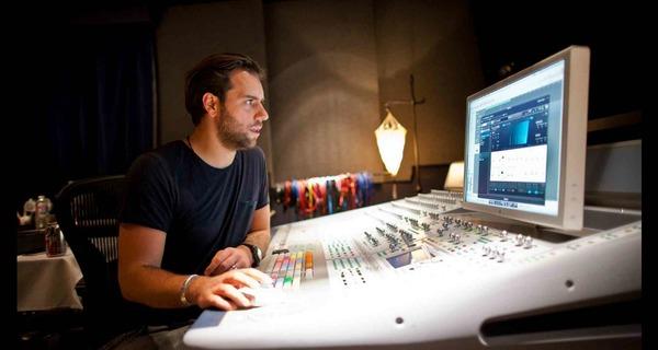 Sebastian Ingrosso's Native Instruments Razor Software Synthesizer