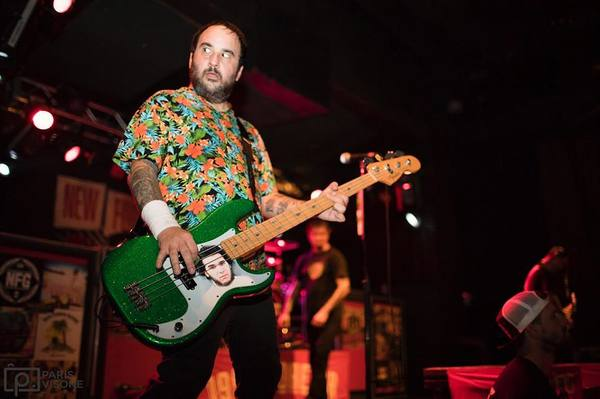 Ian Grushka's Fender Precision Bass