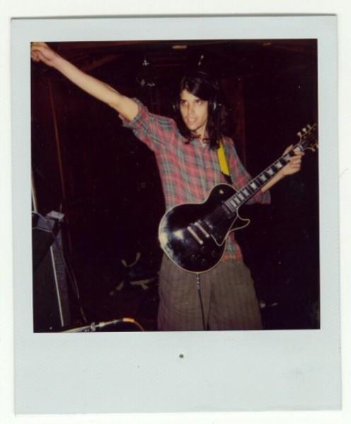Adam Jones's Gibson Les Paul Classic Custom