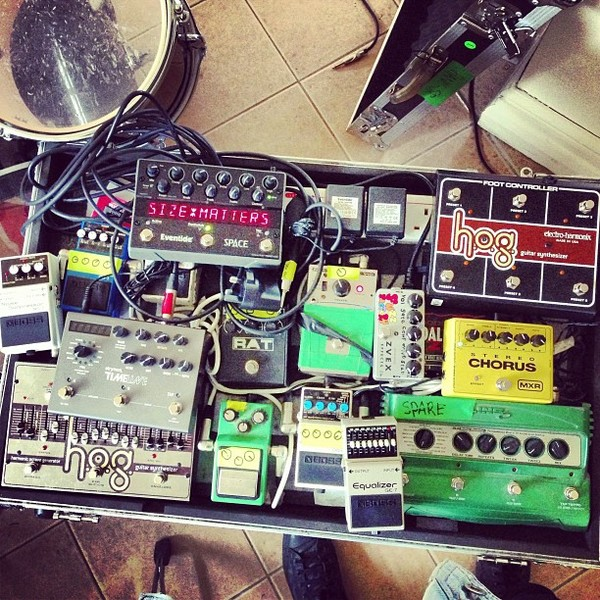 Adam Hann's Boss DD-7 Digital Delay