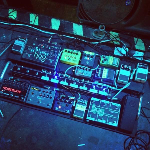 Adam Hann's MXR M134 Stereo Chorus