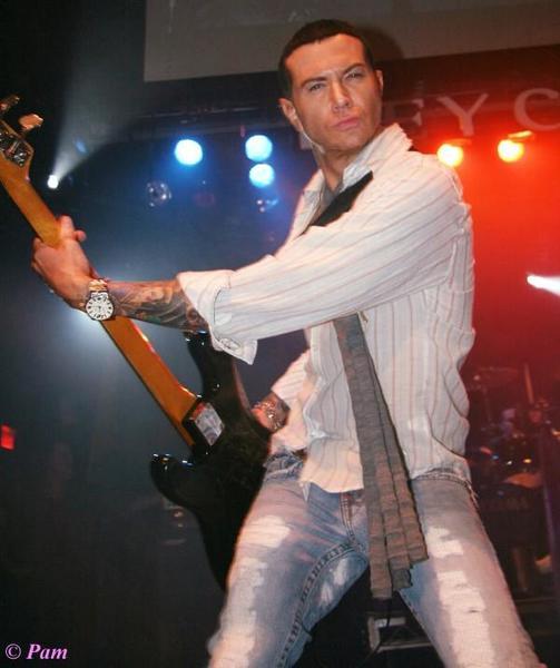Travis Haley's Fender Precision Bass