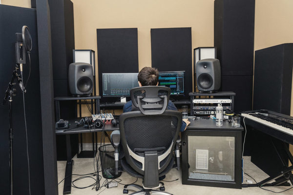 Kurt Schneider's Genelec 8040A Studio Monitor Speaker