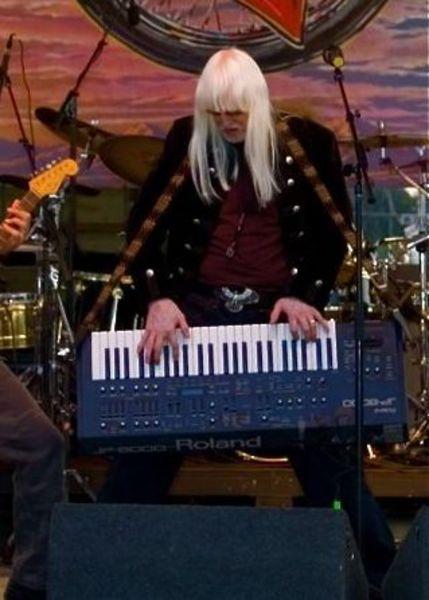 Edgar Winter's Roland JP-8000 Synthesizer