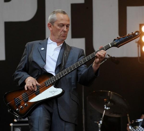 Horace Panter's Gibson Thunderbird IV Bass