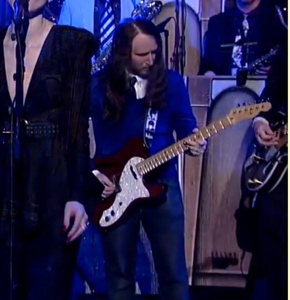 Mike Einziger's Fender '69 American Telecaster Thinline