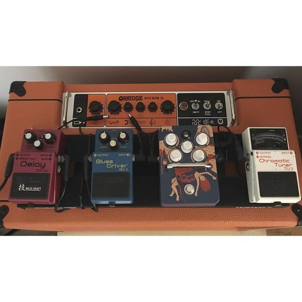 Mary Spender's Orange Amplifiers Kongpressor